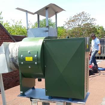 Restaurant Kitchen Exhaust Fan Service Amp Repair In Gta